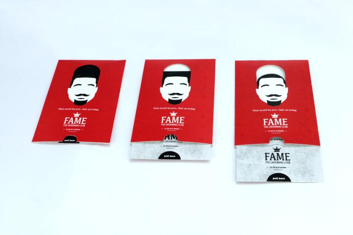 Fame Service Menu